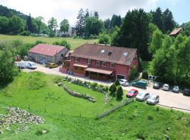 Gîtes du Kreuzweg, Ле-Овальд (рядом с городом Breitenbach)