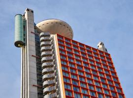 Hotel Hesperia Barcelona Tower-a Hyatt affiliate