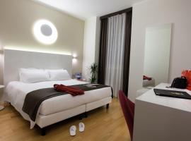 Hotel Coppe, Trst