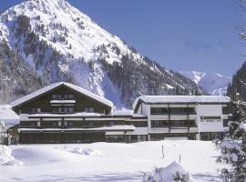 Hotel Edelweiss, Schoppernau