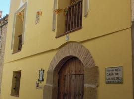 Casa De Los Diezmos, Alborge (Quinto yakınında)