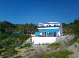 Plimmiri Beach Villas, Лакания (рядом с городом Прасониси)
