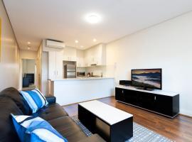 Convenient modern apartment in inner city