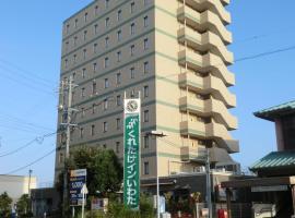 Kuretake-Inn Iwata, Iwata (Fukuroi yakınında)