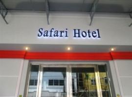 Safari Hotel, Phnom Penh