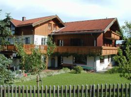 Gästehaus Alpin, Bergen (Siegsdorf yakınında)