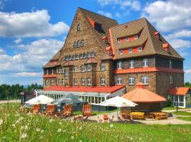 Hotel Sachsenbaude Oberwiesenthal
