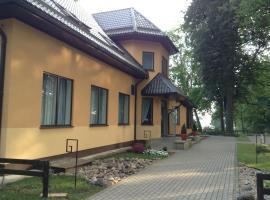 Baltu Ozols, Lielvārde (Near Kegums Municipality)