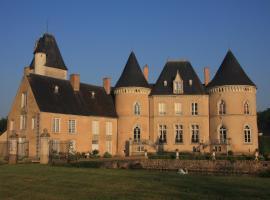 Château de Vaulogé, 페르세쉬르사르테