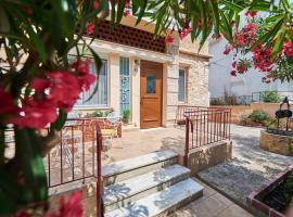 160m2 private house, near Edem beach,Alimos,private parking,wifi