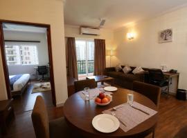 Crest Executive Suites, Whitefield, Бангалор (рядом с городом Avalhalli)