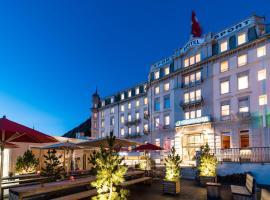 蓬特雷西納運動酒店