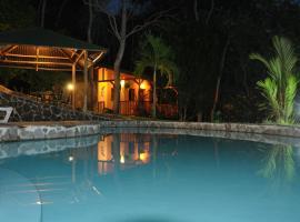 Tiriguro Lodge, San Mateo (Bolsón yakınında)