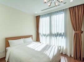 Cozy Apartment at Vinhome