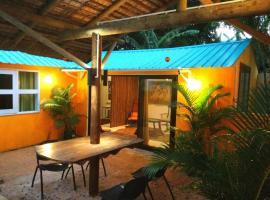 Studio Creole beach nearby