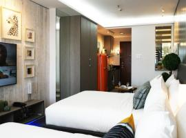 SHELL RESIDENCES CHIC AND COZY