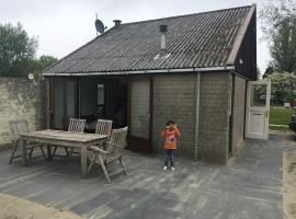 Stellendam holiday house