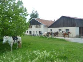 Auberge Le Sillet, Longcochon