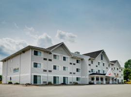 Knights Inn & Suites Miramichi, Miramichi (Blackville yakınında)