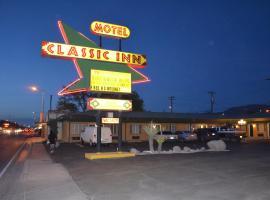 Classic Inn Motel, Alamogordo