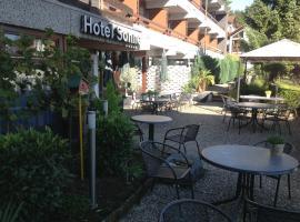 Hotel-Restaurant Sonne, Talheim (Lauffen am Neckar yakınında)