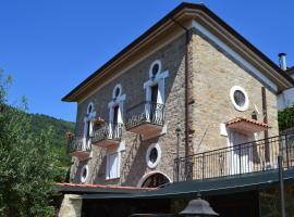 La Casa Di Lidia, Cardile (Gioi yakınında)