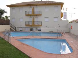 Apartamentos Turísticos los Girasoles, Espartinas (Salteras yakınında)