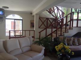 Gran Hotel Barahona, Santa Cruz de Barahona