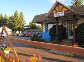 Blue Mountain Motel, Pincher Creek