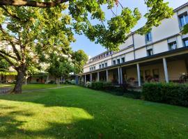 拉龍格來酒店, 莫爾日 (Vufflens-le-Château附近區域)