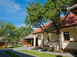 Körtefa Vendégház, Alsópetény (рядом с городом Acsaújlak)
