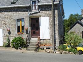 La Maison Fleurie, Gorron (рядом с городом Lesbois)