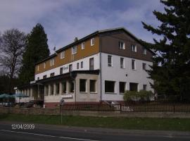 Hotel Sandplacken, Schmitten (Neu-Anspach yakınında)