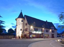 Auberge de la Tour, Marcolès (рядом с городом Vitrac)