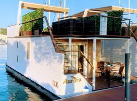 FLOATING SEA HOUSE AURORA