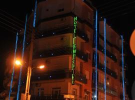 Emporiko Hotel, Drama