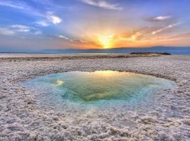 Dead Sea Rooms Neve Zohar, Neve Zohar
