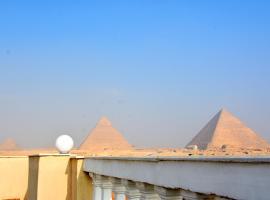 Sufi Pyramids Inn