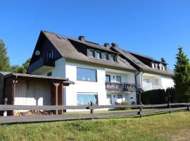 Ferienhaus Langewiese, Winterberg (Langewiese yakınında)