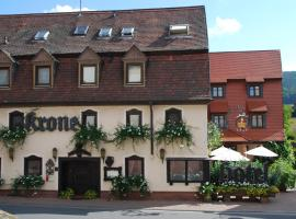 Hotel Krone, Laudenbach