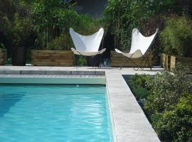 Hotel les Jardins de Brantôme, Brantôme