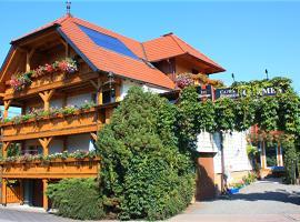 Cafe & Pension Carmen, Trusetal (Breitungen yakınında)