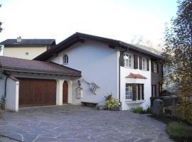 Apartment Plauncas Acletta, Disentis (Balmenegg yakınında)