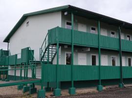 Green Motell, Sauga (Paikuse yakınında)