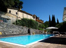 Residenza D'Epoca Eremo Delle Grazie, Spoleto (Monteluco yakınında)