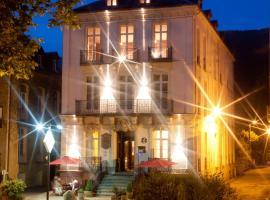 Hôtel Aquitaine, Баньер-де-Люшон