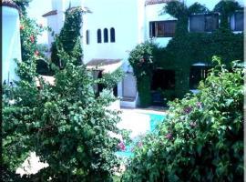 Hotel Hacienda, Martil