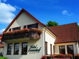Hotel Restaurant Sonnenhof, Weyerbusch (Hemmelzen yakınında)