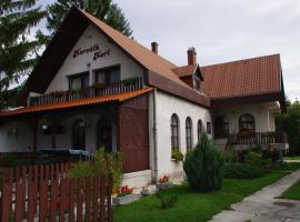 Horváth Kert Vendégház, Zirc (рядом с городом Olaszfalu)