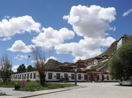 Wanrun International Resort Hotel in Tibet, Shigatse